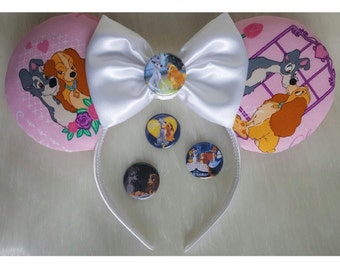 Lady and the Tramp Ears