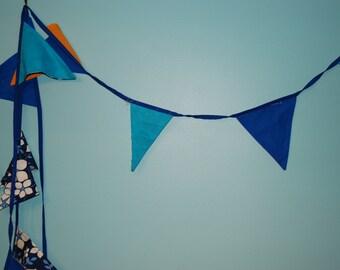 Decorative Fabric Flags