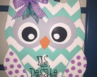Look WHOO is back in school! Hoot Owls