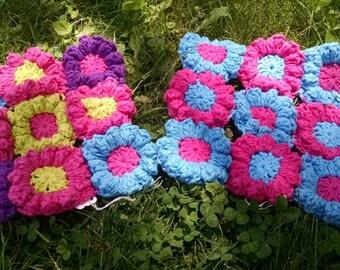 Flower trivet set