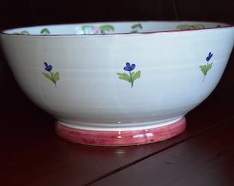 Sigma The Tastesetter Le Jardin Serving Bowl