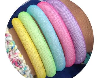 Pack 5 bracelets mesh gominola Bluefish