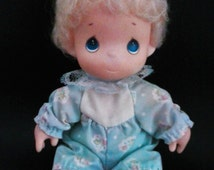 Precious Moments Doll//My First Baby Doll//Rose Art//Retired 1992