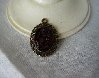 Grandma's Murano glass Medallion PRICE REDUCTION