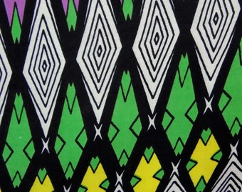 """42"""" Wide Absttract Print Fabric Dressmaking Material Apparel Sewing Fabric Printed Indian Designer Supplies Cotton Fabric By 1 Yard ZBC8048A"""