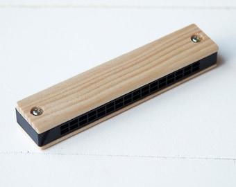 Wood Harmonica
