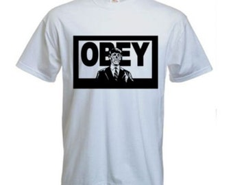 They Live OBEY  T-Shirt