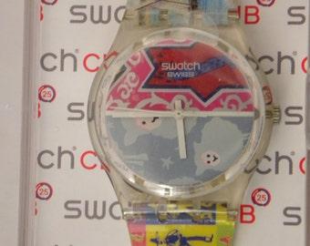 Swatch Vintage Watch // Wrist Watch