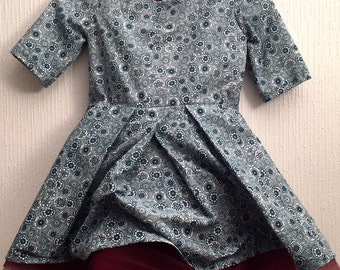 Girl dress size 6 years