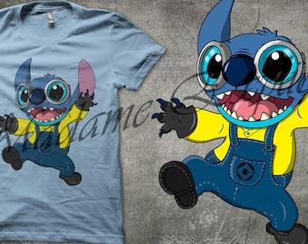 t-shirt Stitchminion