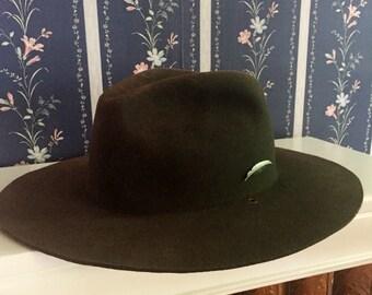 Brixton big brim hat