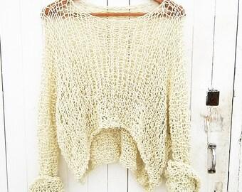 Wool Softly  Sweater
