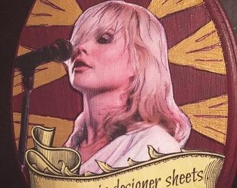 Debbie Harry (Blondie) Plaque