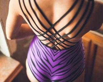 Animal Handmade Bodysuit