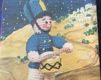 Little Drummer Boy crochet kit