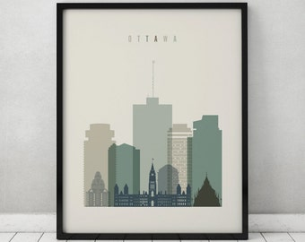 home decor stores in ottawa ottawa skyline etsy 12546