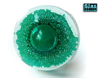 DROPLET Glass knobs
