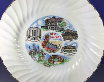 Sheffield New Orleans Plate