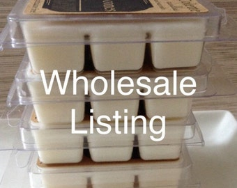 48 Wholesale Wax Melts | Wholesale Wax Melts | Soy Wax Melts | WHOLESALE