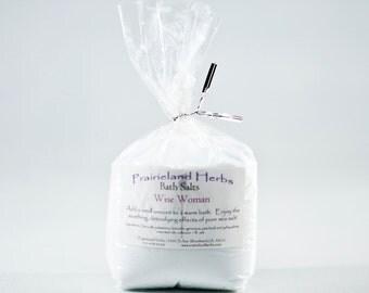 Bath Salts 16 Oz. purifying, natural, vegan friendly