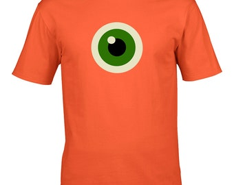 TEDDY BEAR EYE- Graphic Style Youth's / Boy's T-Shirt From FatCuckoo - YTS1579