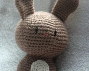 custom crochet baby bunny