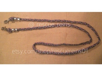 Custom clamp reins