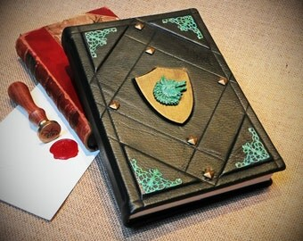 Wolf Lord - Leather Bound Journal