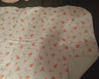 Curious George blanket