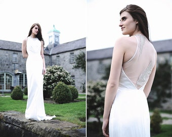 Bridal Gown Sample LUNA dress by COCOE VOCI