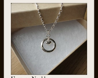 Forever Silver Necklace