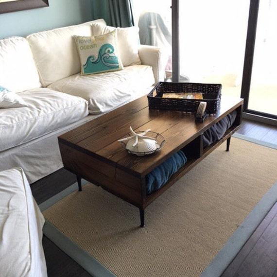 Modern Rustic Coffee Table