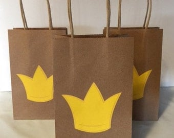 Where the Wild Things Are Birthday Party Goody Bags