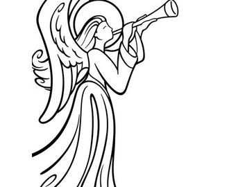 Darice - Angel Embossing Folder