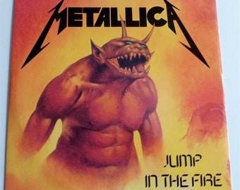 Metallica Jump In The Fire Kill em all | E...