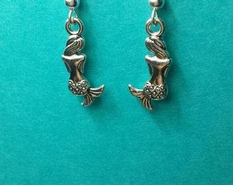 Handmade Mermaid earrings