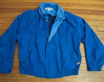 Blue London Fog Jacket