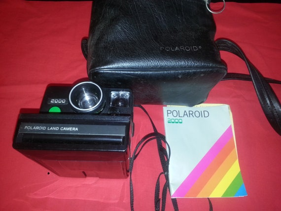 polaroid 2000 vintage year 1978 from myseventiesstore on etsy studio. Black Bedroom Furniture Sets. Home Design Ideas