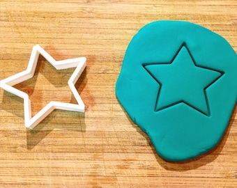 Star Cookie Cutter, Shape Cookie Cutters, All Sizes/Custom, 3D Printed