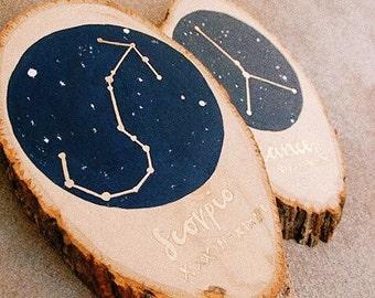 Zodiac- Horoscope Constellation Sign