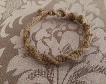 Macrame and bracelets