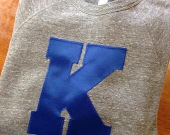 "Large ""k"" Sweatshirt"