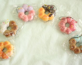 Super Cute and Adorable Bubble Donut Squishies