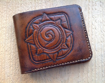 Hearthstone card back, Leather Wallet