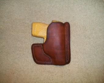brown/ pocket/ Taurus TCP