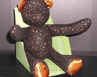 Copper Stars Bear