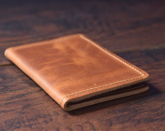 Leather Bifold Wallet,  leather card holder, Bifold wallet, Bifold card wallet, Mens/Womens wallet