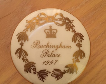 Queen's Jubilee Souvenir Trinket Box