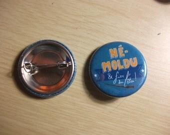 Muggle born badge