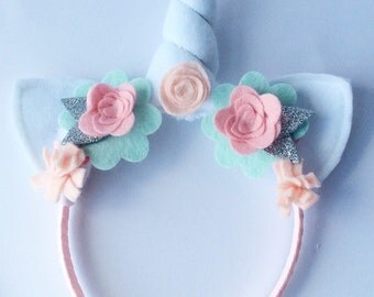 Unicorn headband - Mystia